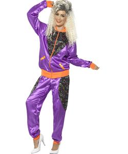 Retro Shell Suit Costume