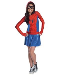 Spider-Girl Hoodie Dress