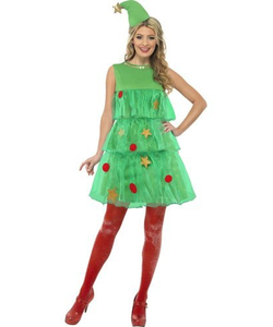 Christmas Tree Tutu Costume