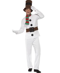 Mr. Snowman Costume
