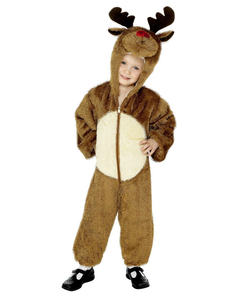 Christmas Reindeer Costume  sc 1 st  The Costume Shop & Christmas Costumes - Santa Suits Mrs Claus and Elves