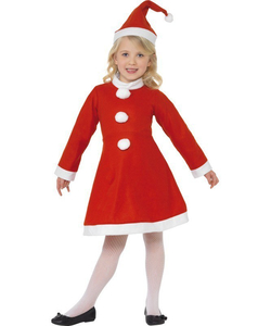 Tween Value Santa Costume