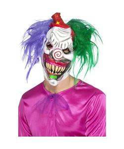 Kolorful Killer Klown Mask