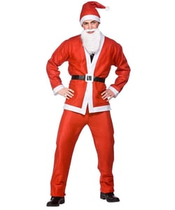 Budget Santa Costume