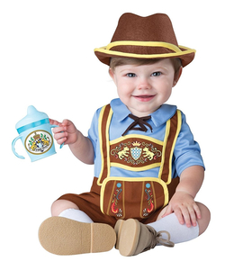 Little Lederhosen Costume