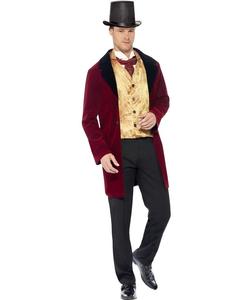 Deluxe Edwardian Gent Costume