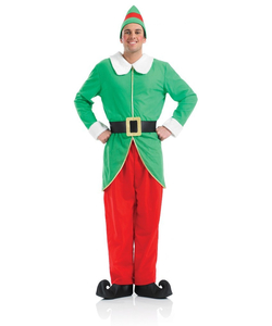 adult elf man costume