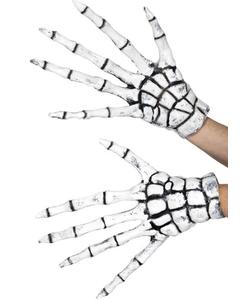 Grim Reaper/Skeleton Gloves