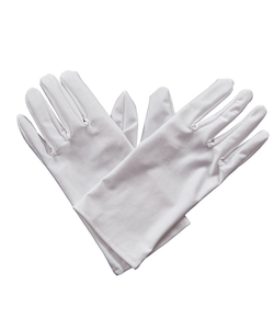 Gloves - White