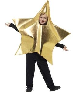 kids shining star costume