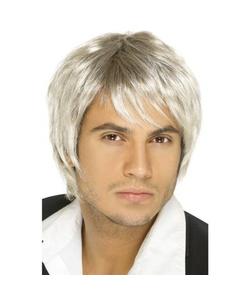Boy Band Wig - Dirty Blonde