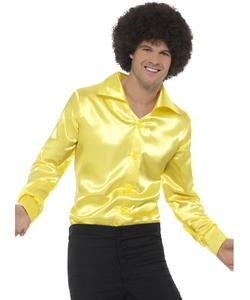 yellow 60's shirt