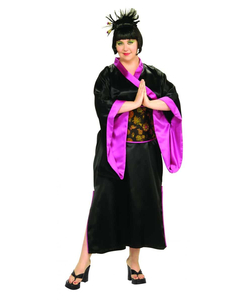 Geisha Adult Costume - Plus size