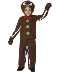 Little Ginger Man Fancy Dress