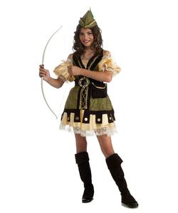 Robyn Hood Kids Costume