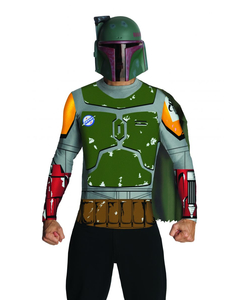 Boba Fett top and mask
