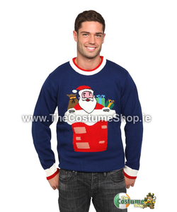 Christmas Jumper - Santa