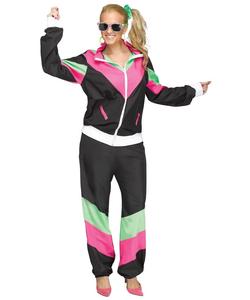 80's Tracksuit Adult Costume