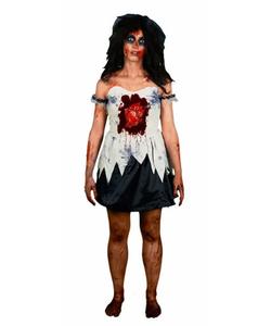 Beating Heart Zombie costume