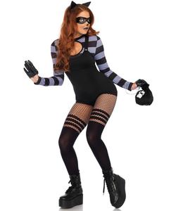 Cat Burglar Costume