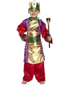 Nativity Child King Costume - Tween