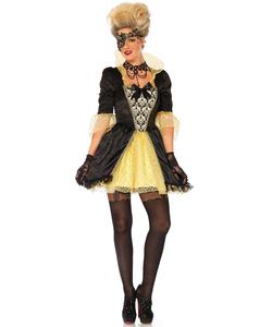Fantasy Masquerade Costume