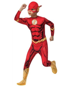 The flash costume - kids