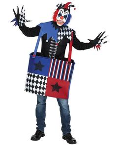 Freak In A Box Adult Costume