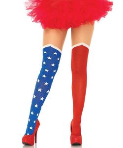 Hero Thigh High Stockings