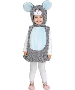 Li'l Grey Mouse Costume - Kids