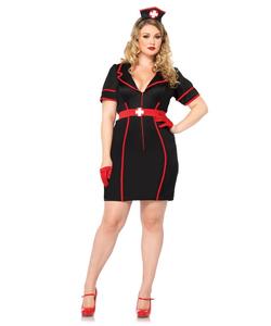 naughty night nurse costume