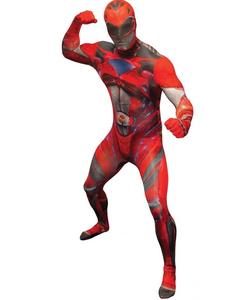 Deluxe Red Power Ranger Morphsuit