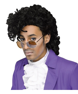 purple pain wig