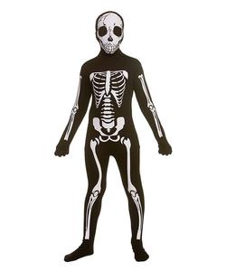 Kids Skeleton Skinz Bodysuit