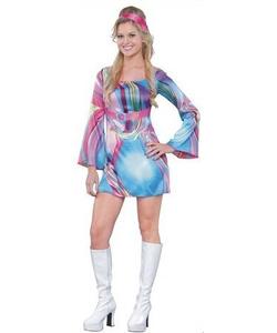 Go Go Girl Adult Costume