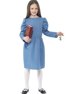 Tween Roald Dahl Matilda Costume