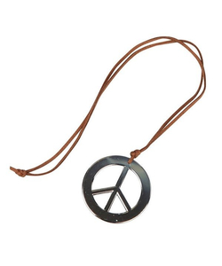 peace hippie chain