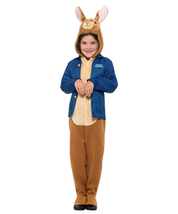 Deluxe Peter Rabbit Costume - Kids