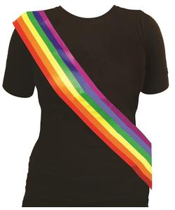 Pride sash