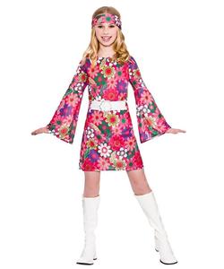 Retro Gogo Girl Costume - Kids