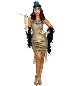 Golden Girl Costume