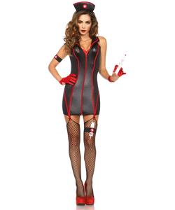 Heart stopping nurse costume