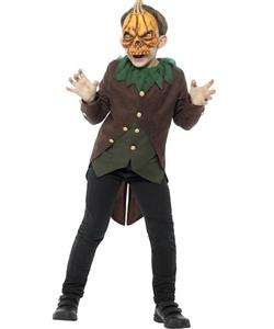 Goosebumps Jack-O'-Lantern kids costume