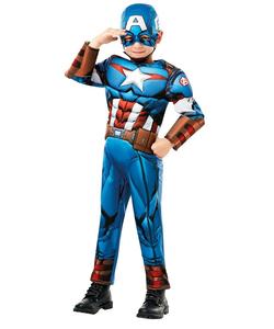 Avengers Captain America Costume - Kids