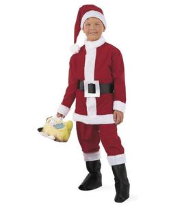 Santa Claus Costume - tween