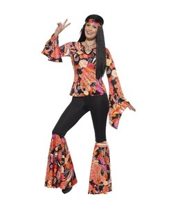 Willow The Hippie Costume - Plus Size