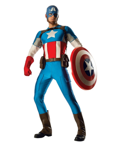 Grand Heritage Captain America Costume