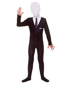Tween Slenderman Skinz Bodysuit
