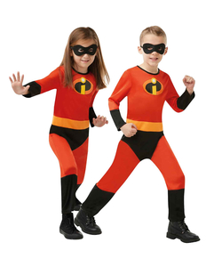 Disney incredibles kids costume
