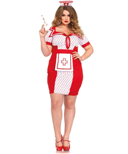 Bedside Betty Costume - Plus Size